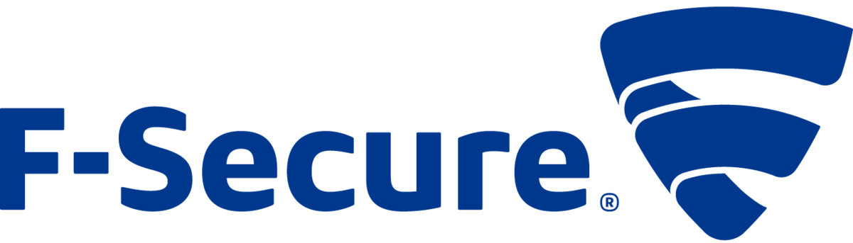 F-Secure logo | LinkPoint360 Salesforce Partners