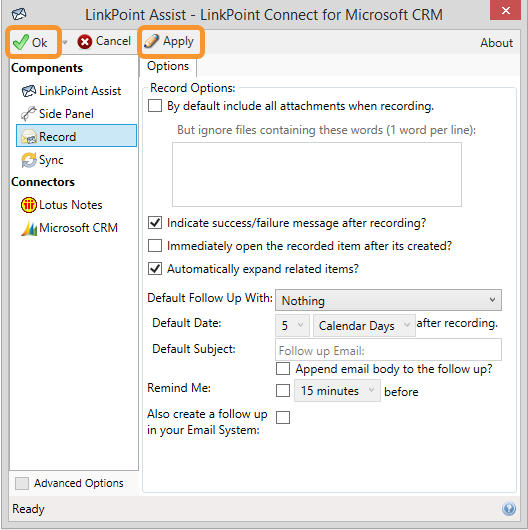 Configuring_Record_lnmsdcrm_7